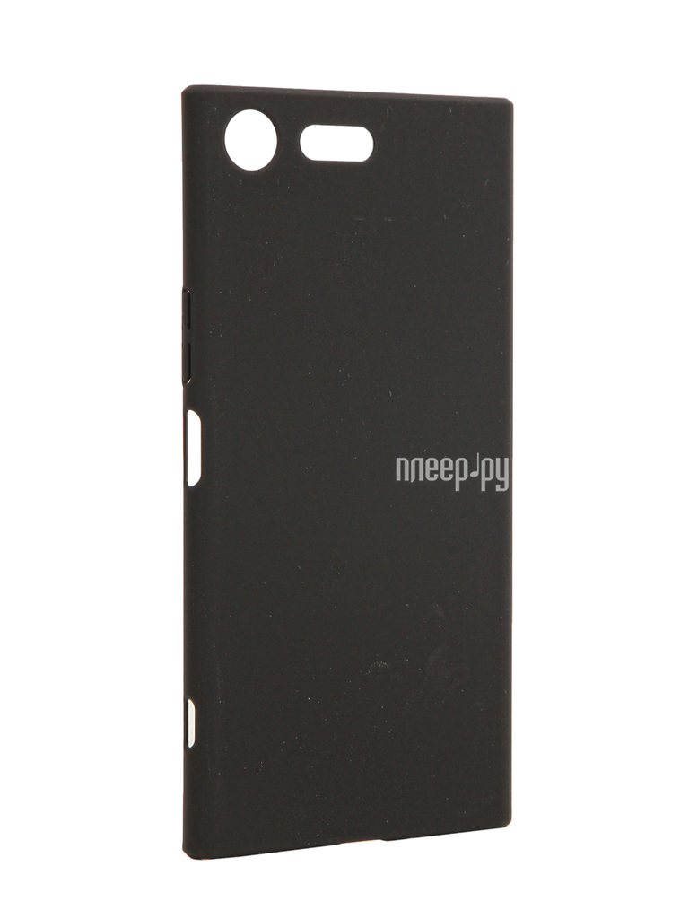 Аксессуар Чехол Sony Xperia XZ Premium BROSCO Black XZP-4SIDE-ST-BLACK купить
