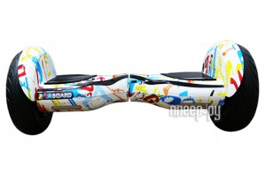 Купить Гироскутер Zaxboard ZX11-002 Pro Самобалансировка + влагозащита Graffiti