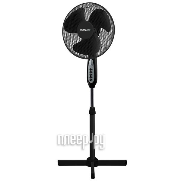 Вентилятор Scarlett SC-1177 Black