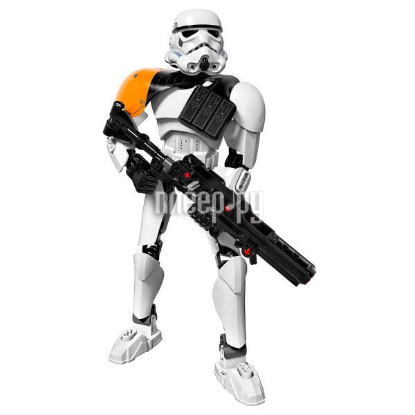 Конструктор Lego Constraction Star Wars Командир штурмовиков 75531