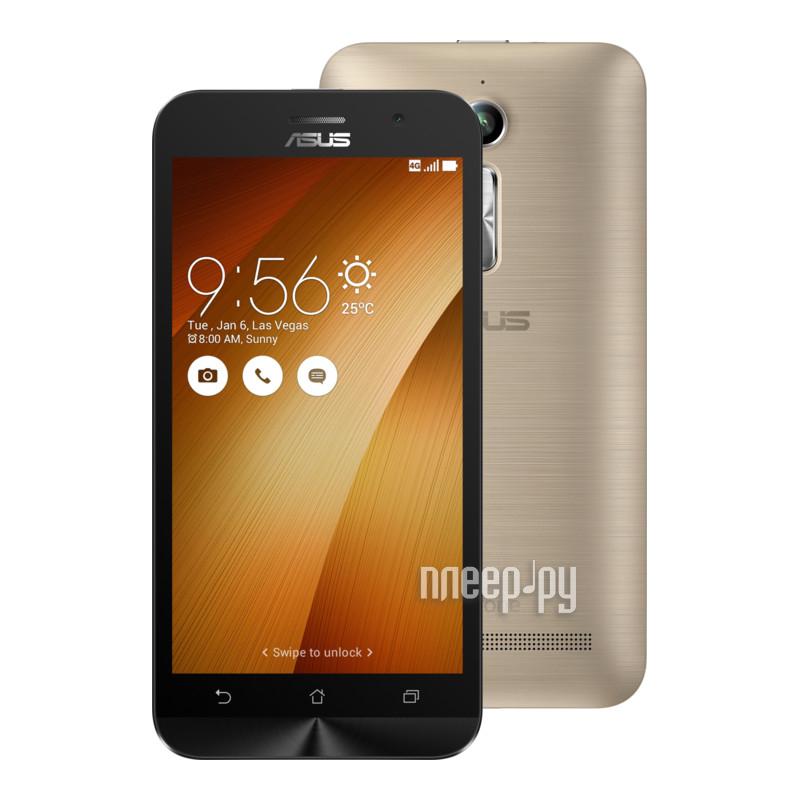 Сотовый телефон ASUS ZenFone Go ZB500KL 32Gb Gold