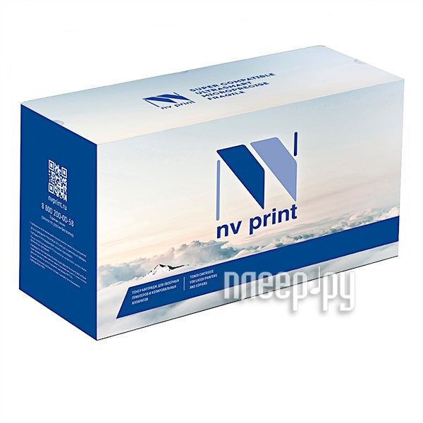 Картридж NV Print KX-FAT400A7 для Panasonic KX-MB1500 / 1520 / 1530 / 1536RUB за 2155 рублей
