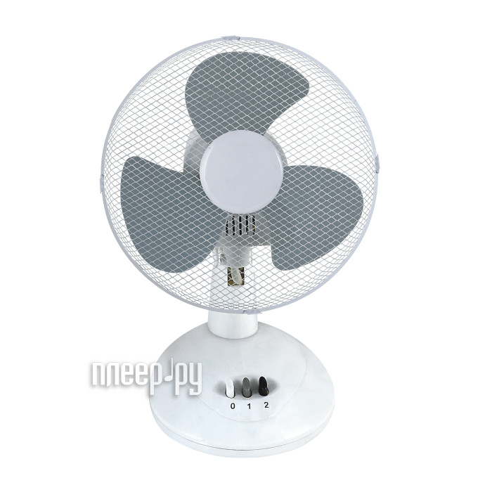 Вентилятор Sakura SA-13G White-Gray