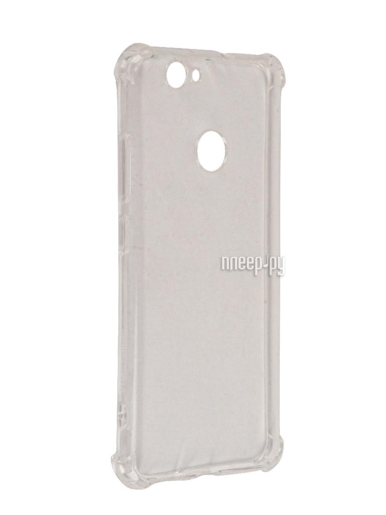 Аксессуар Чехол Huawei Nova Zibelino Ultra Thin Case Extra White ZUTCE-HUA-NOV-WHT
