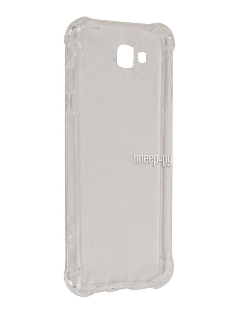 Аксессуар Чехол Samsung Galaxy J5 Prime SM-G570F Zibelino Ultra Thin Case Extra White ZUTCE-SAM-G570F-WHT