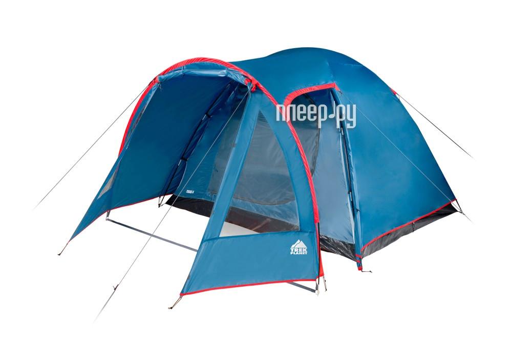 Палатка Trek Planet Texas 5 Blue-Red 70119