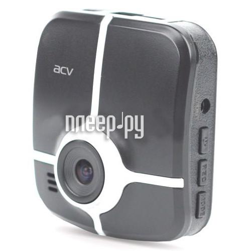 Видеорегистратор ACV GQ116 Black
