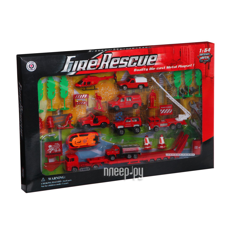 Машина Pioner Пожарная техника 8960A