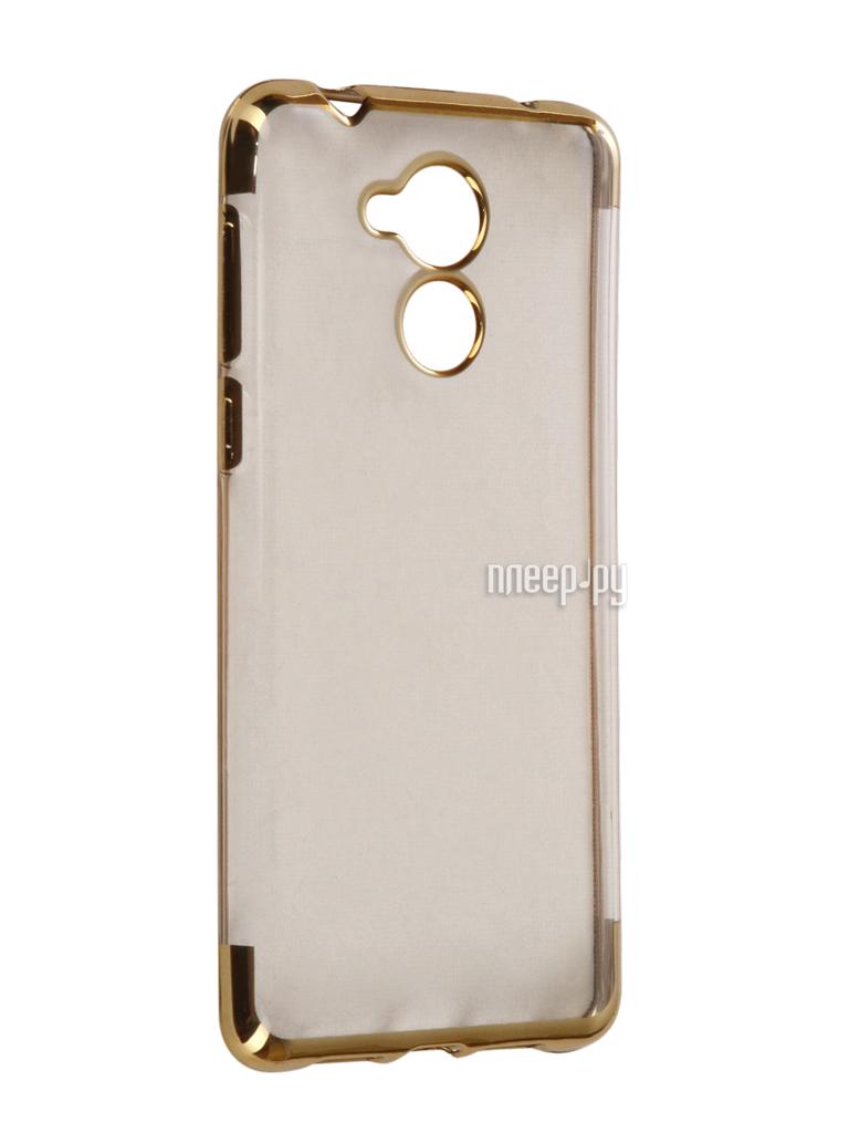 Чехол iBox Blaze Silicone для APPLE iPhone X Black frame