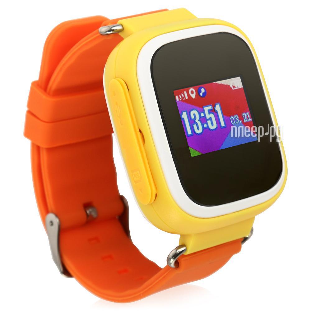 Умные часы Wonlex GW100S Orange