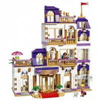 Конструктор Lego Friends Гранд-отель в Хартлейк Сити 41101