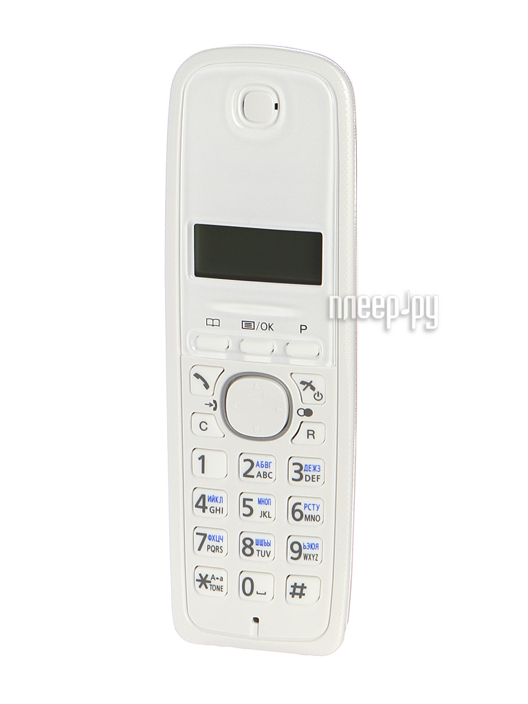 Радиотелефон Panasonic KX-TG1611 RUF Purple