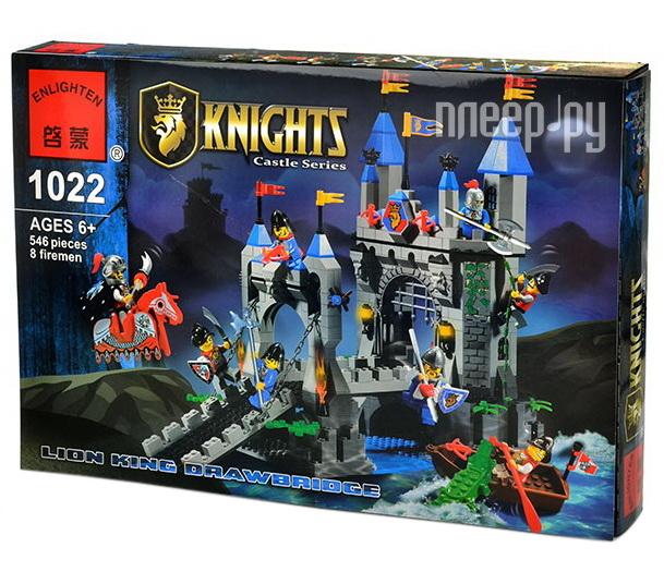 Конструктор Enlighten Brick Knights 1022 Г79594