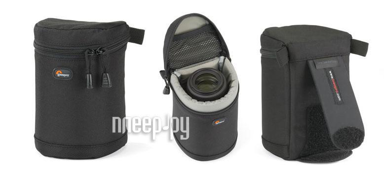 Футляр LowePro S&F Lens Case 9x13cm  Pleer.ru  1078.000