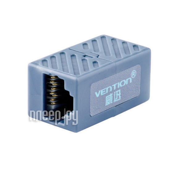 Сгонка Vention RJ45 F / RJ45 F Grey