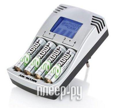 Зарядное устройство Ansmann PhotoCam IV + 4 ак. 2500 mAh maxE 5317263