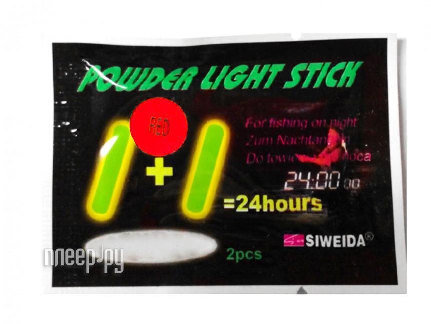 Аксессуар Siweida SWD 4.5x39 2шт Red 7516452 светлячок