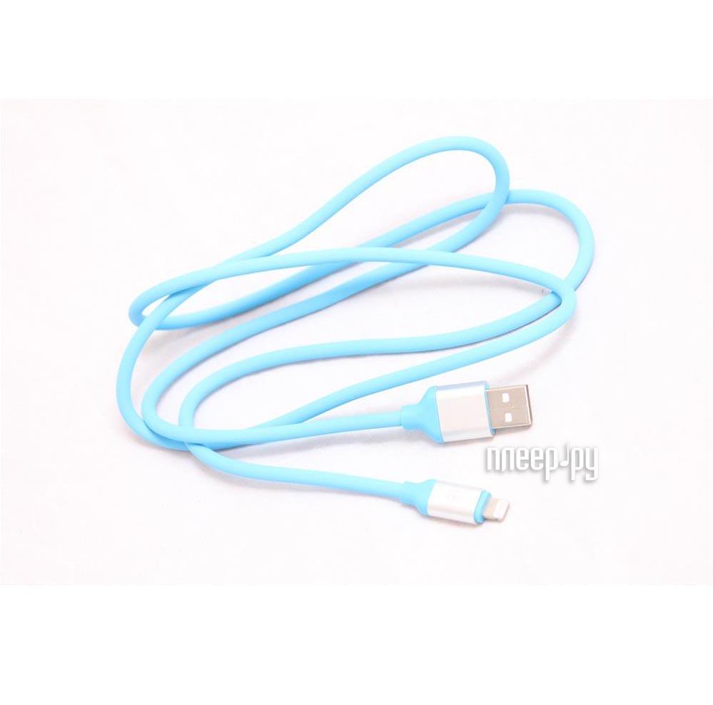 Аксессуар WIIIX USB - 8-pin 1m Blue CB120-U8-10BU