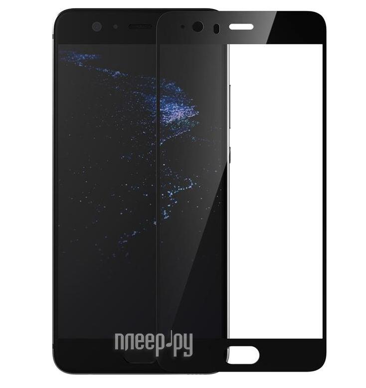 Аксессуар Защитное стекло Huawei P10 Plus Zibelino TG Full Screen Black ZTG-FS-HUA-P10-PLS-BLK