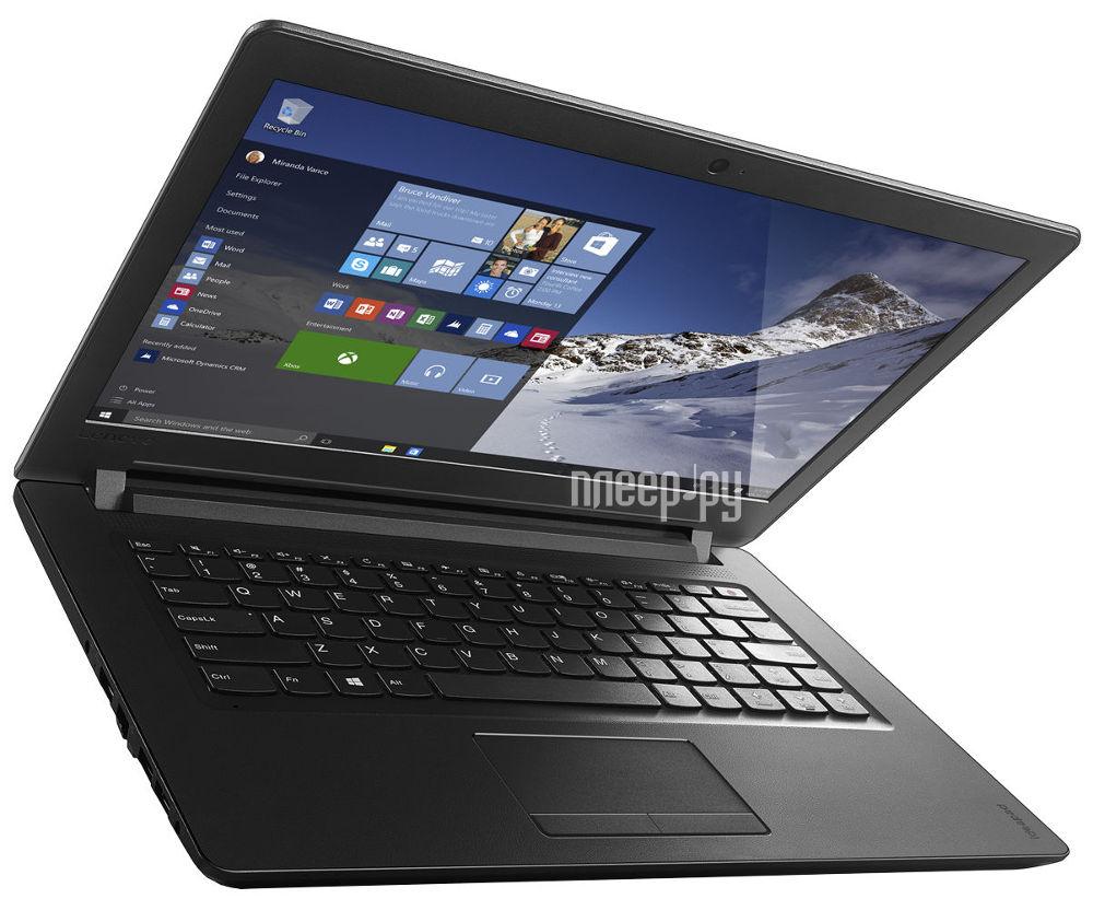 Ноутбук Lenovo IP110-14IBR 80T60066RK (Intel Celeron N3060 1.6 GHz / 4096Mb / 500Gb / Intel HD Graphics / Wi-Fi / Cam / 14.0 / 1366x768 / Windows 10 64-bit) за 16902 рублей