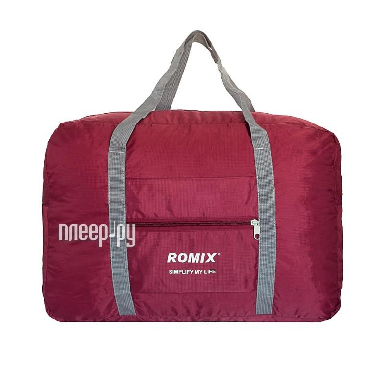 Сумка ROMIX RH 43 30361 Burgundy