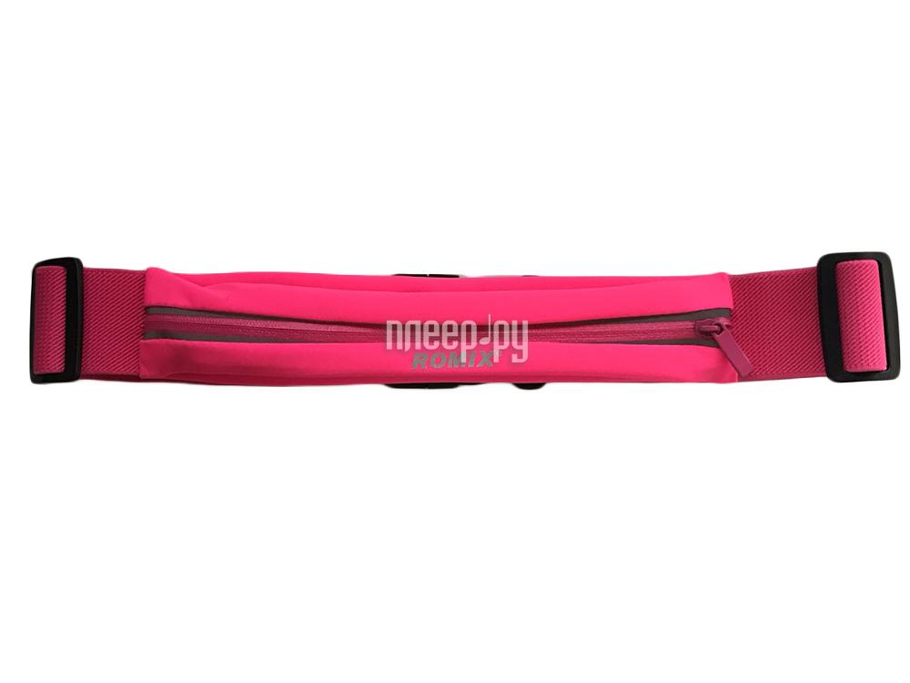 Пояс с одним карманом ROMIX RH 05 30371 Pink