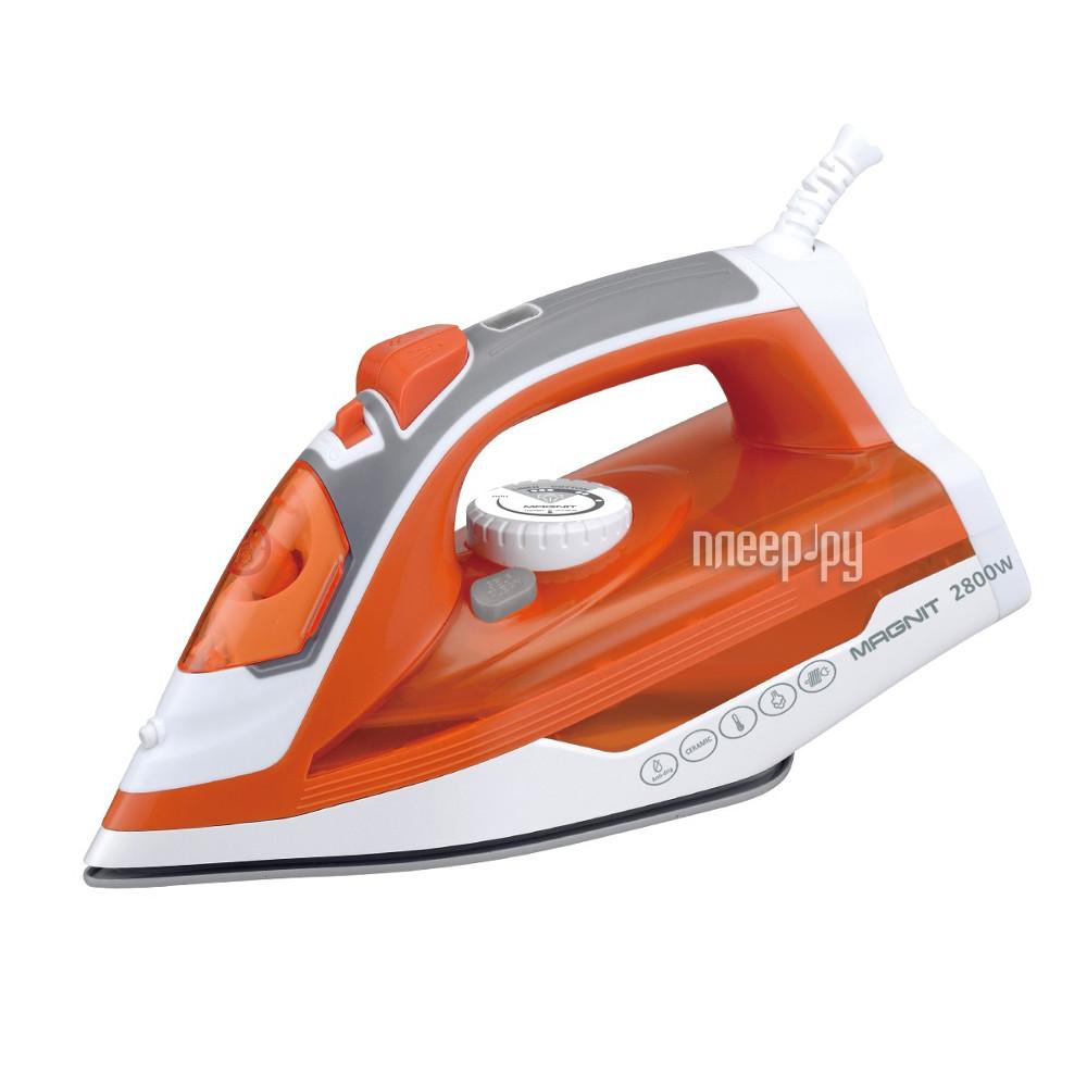 Утюг Magnit RMI-1732 Orange-White