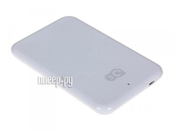 Жесткий диск 3Q Palette 500Gb White 3QHDD-U265-WW500  Pleer.ru  1718.000