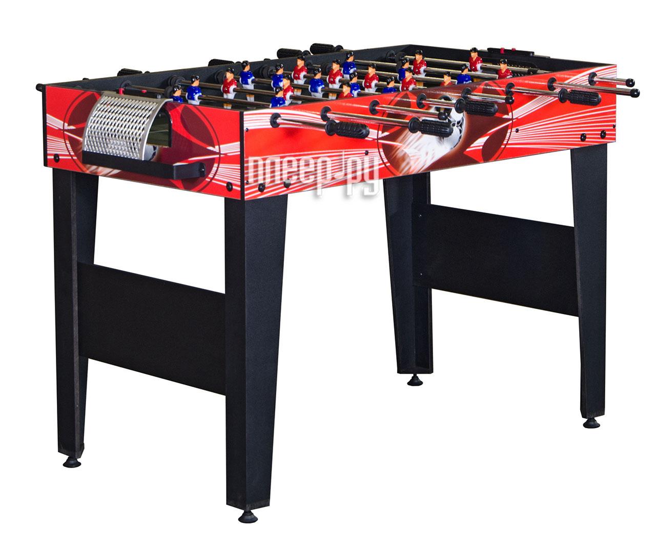 Игровой стол Weekend Flex Red футбол 53.014.04.0