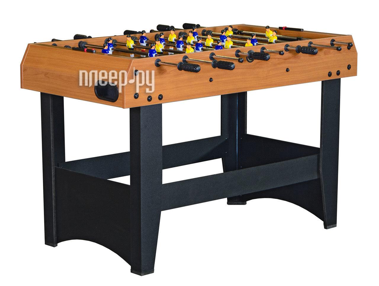 Игровой стол Weekend Express Walnut футбол 53.013.04.0
