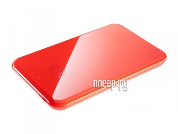 Жесткий диск 3Q Palette 500Gb Red 3QHDD-U265-RR500  Pleer.ru  1718.000