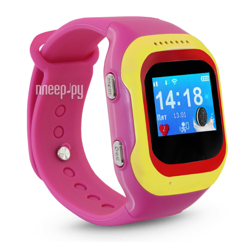 Умные часы Ginzzu GZ-501 Pink