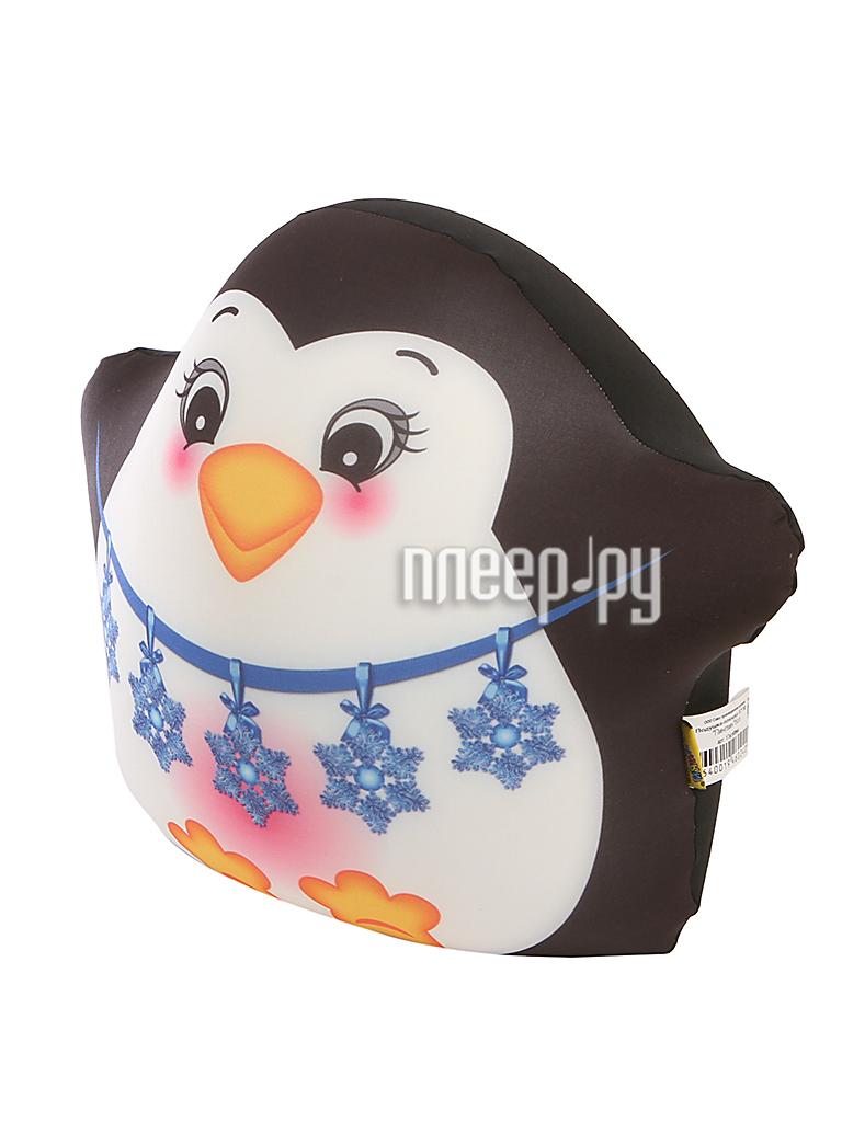 Игрушка антистресс Штучки к которым тянутся ручки Пингвин большая 17асп09ив