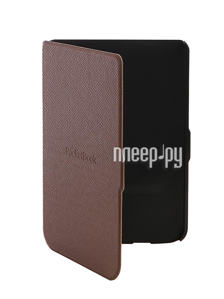Аксессуар Чехол PocketBook 614 / 615 / 625 / 626 Brown PBC-626-BR-RU