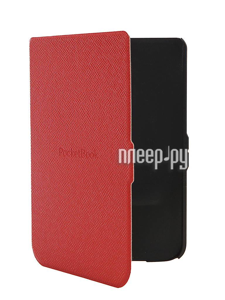 Аксессуар Чехол PocketBook 614 / 615 / 625 / 626 Red PBC-626-R-RU