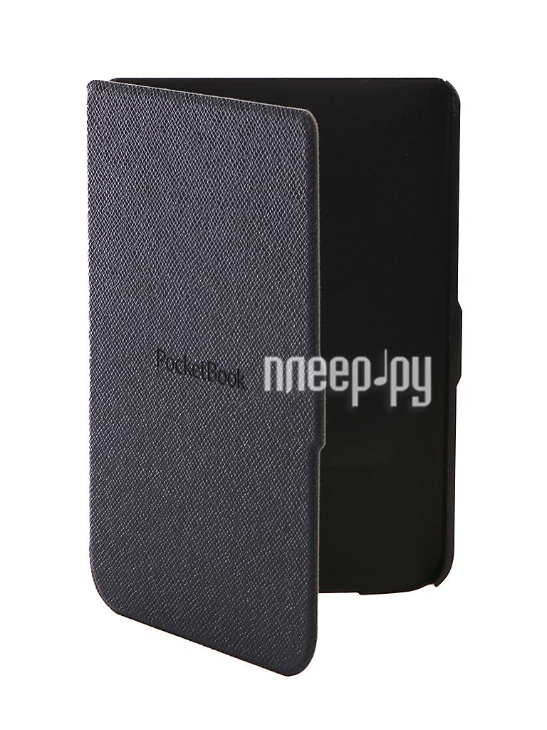 Аксессуар Чехол PocketBook 614/615/625/626 Dark-Blue PBC-626-BL-RU