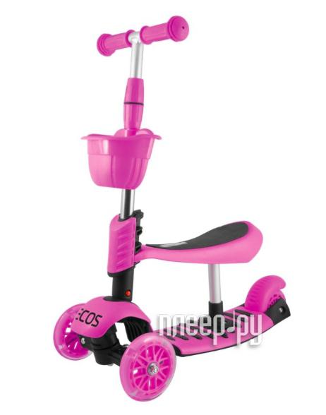 Самокат Ecos ES-M002 Pink