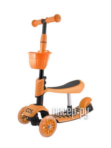 Самокат Ecos ES-M002 Orange