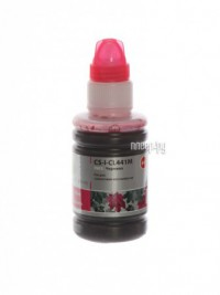 Тонер Cactus CS-I-CL441M Magenta 100ml для Canon Pixma MG2140/MG3140