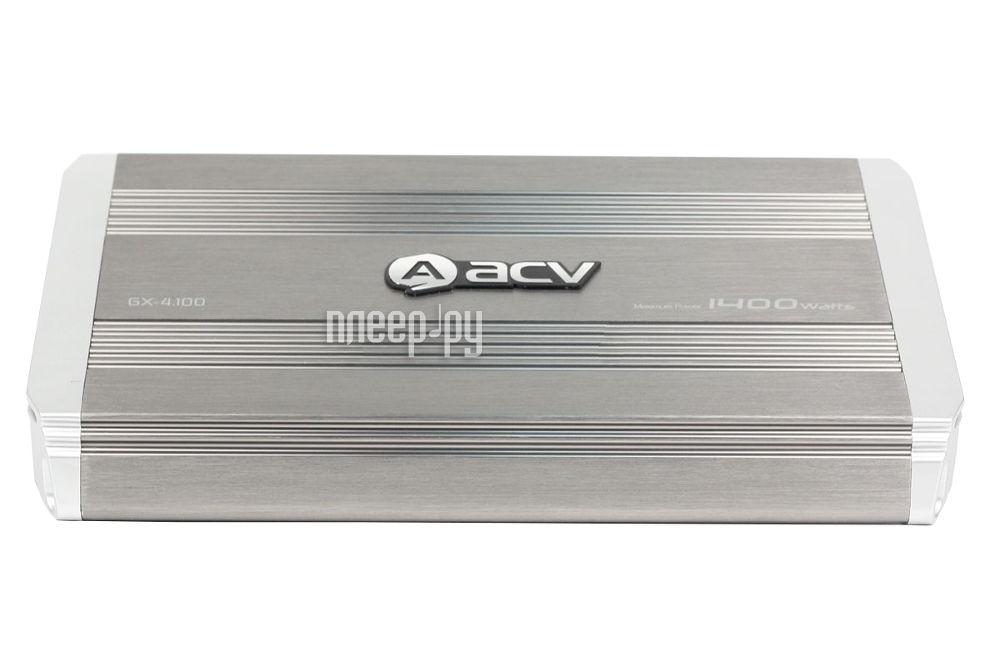 Усилитель ACV GX-4.100 NEW