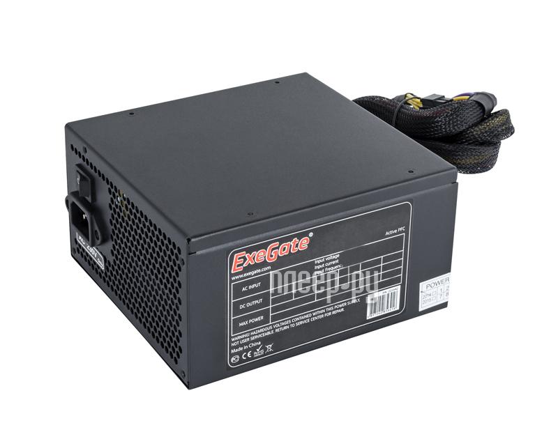Блок питания ExeGate ATX-650PPX 650W RTL