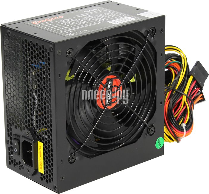 Блок питания ExeGate ATX-650NPX 650W 259604