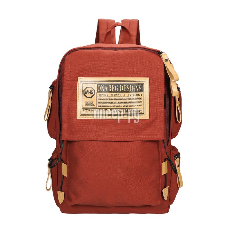 Рюкзак Megamind Roomy Red