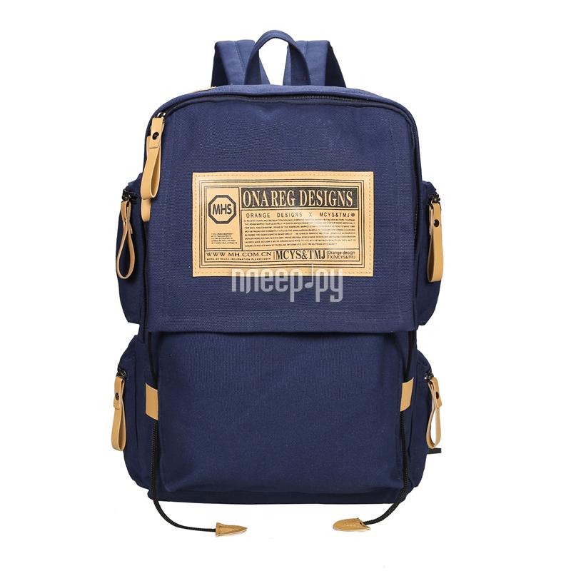 Рюкзак Megamind Roomy Blue