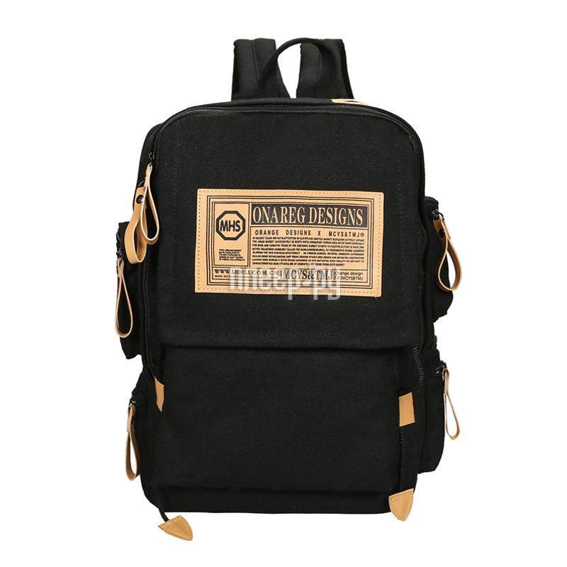Рюкзак Megamind Roomy Black