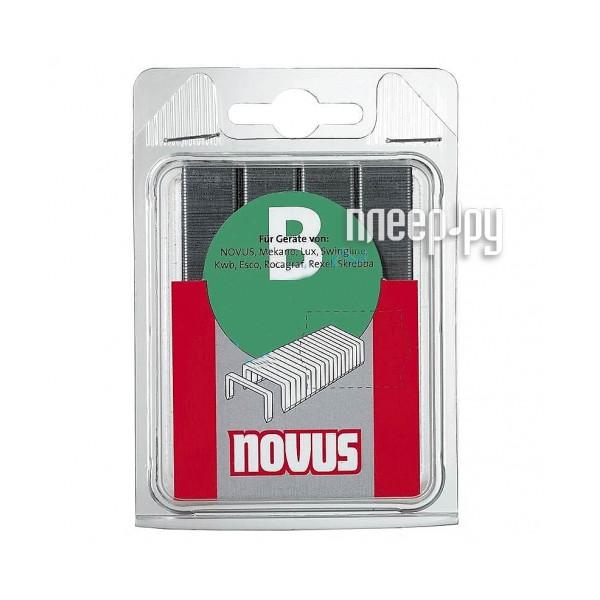 Скобы Novus NT / 12S 800шт 042-0365