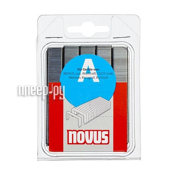 Скобы Novus 53 / 8 2000шт 042-0413