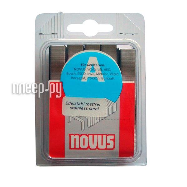 Скобы Novus 53 / 12S 1000шт 042-0358