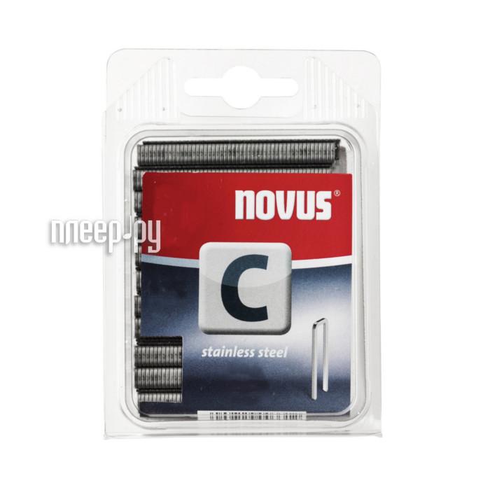 Скобы Novus 4 / 18V2A 1100шт 042-0459