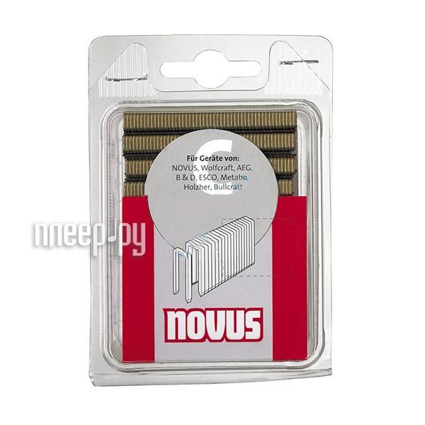 Скобы Novus 4 / 18 2000шт 042-0594